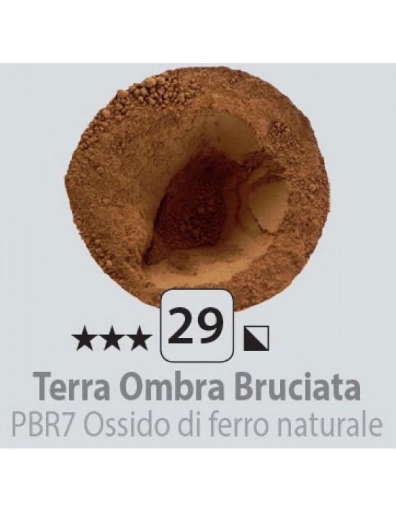 PIGMENTI IN POLVERE 125 ML N.29 TERRA OMBRA BRUCIATA