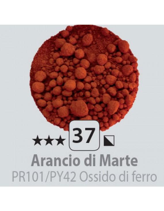 PIGMENTI IN POLVERE 125 ML N.37 ARANCIO DI MARTE