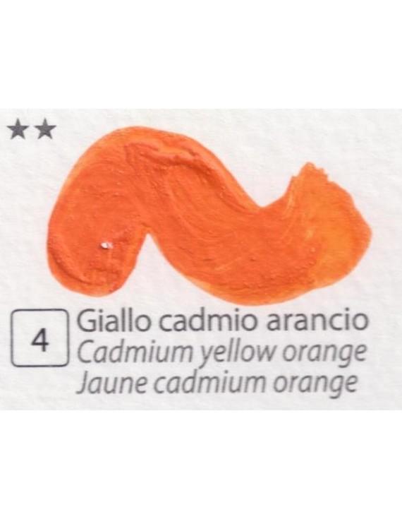 BETACRIL ML.60 N.4 GIALLO CADMIO ARANCIO