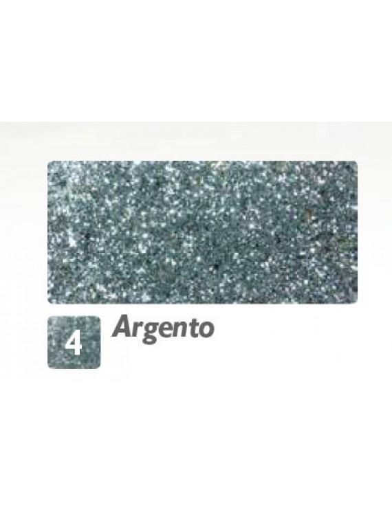 POLVERE DI FATA GLITTER IN POLVERE ARGENTO 300ML.