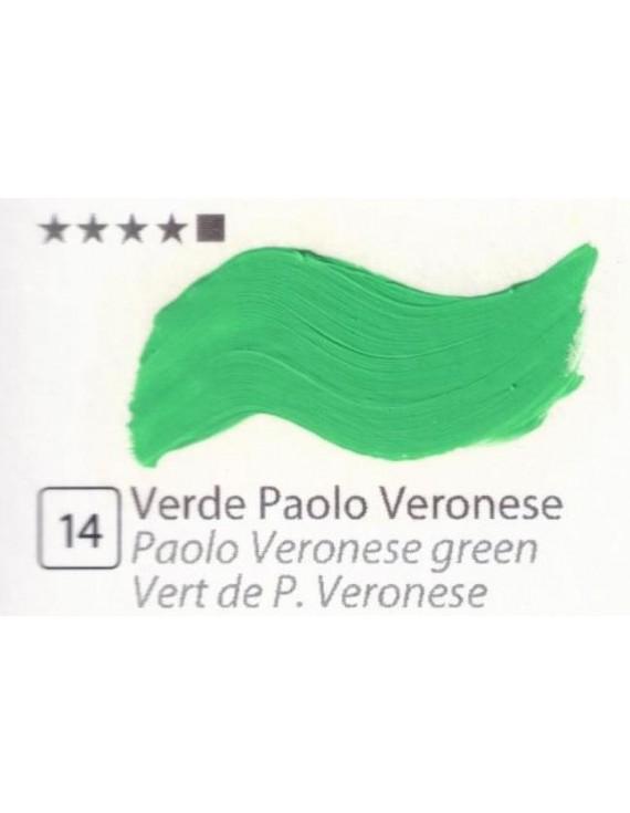 COLORI AD OLIO GOYA 35 ml. VERDE PAOLO VERONESE