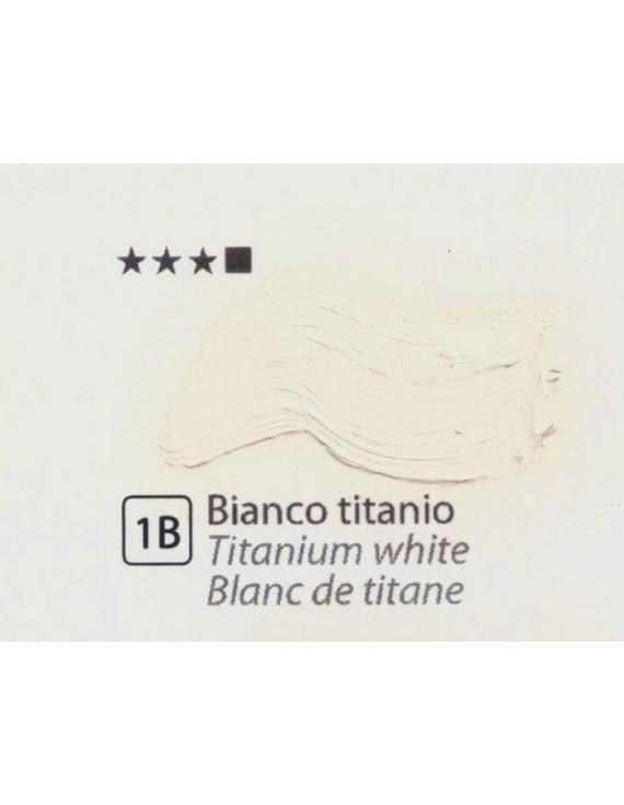 COLORI AD OLIO GOYA 420 ml. BIANCO TITANIO