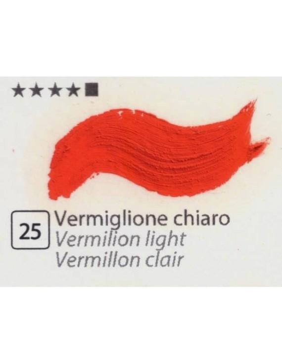 COLORI AD OLIO GOYA 35 ml. VERMIGLIONE CHIARO