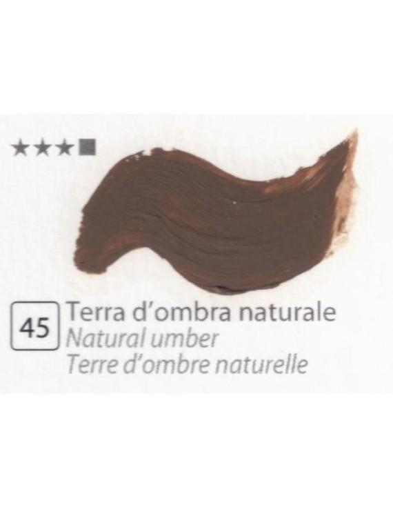 COLORI A OLIO GOYA 35 ML- TERRA OMBRA NATURALE