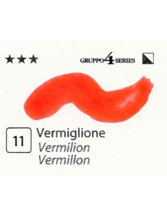Acquerelli Porto Azzurro ml.20 n.11 Vermiglione
