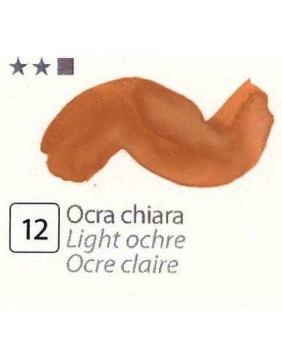 TEMPERA FINISSIMA ml.20 OCRA CHIARA