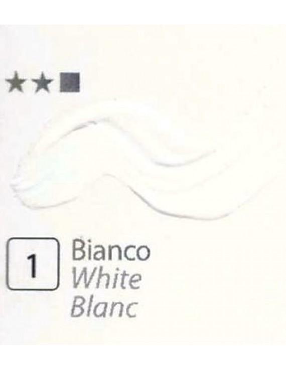 TEMPERA FINISSIMA ml.20 BIANCO