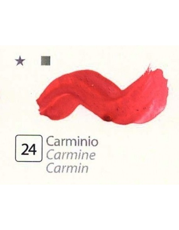 TEMPERA FINISSIMA ml.20 CARMINIO