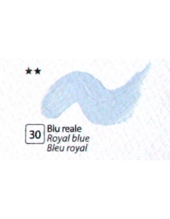 COLORE ACRILICO BETACOLOR ml.125 BLU REALE
