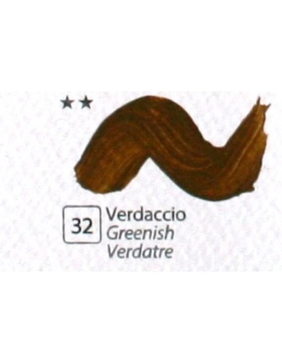 COLORE ACRILICO BETACOLOR ml.125 VERDACCIO