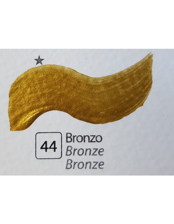 COLORE ACRILICO BETACOLOR ml.125 BRONZO
