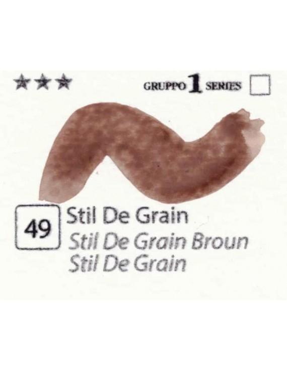 Acquerelli Porto Azzurro ml.20 n.49 Stil de Grain