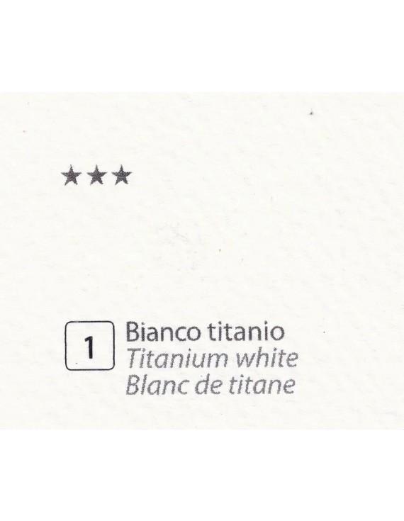 ACQUERELLI  IN GODET 1,5 ML  N.1  BIANCO TITANIO