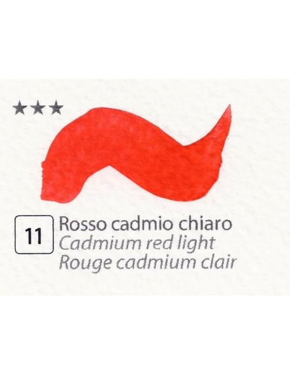 ACQUERELLI  IN GODET 1,5 ML  N.11 ROSSO CADMIO CHIARO