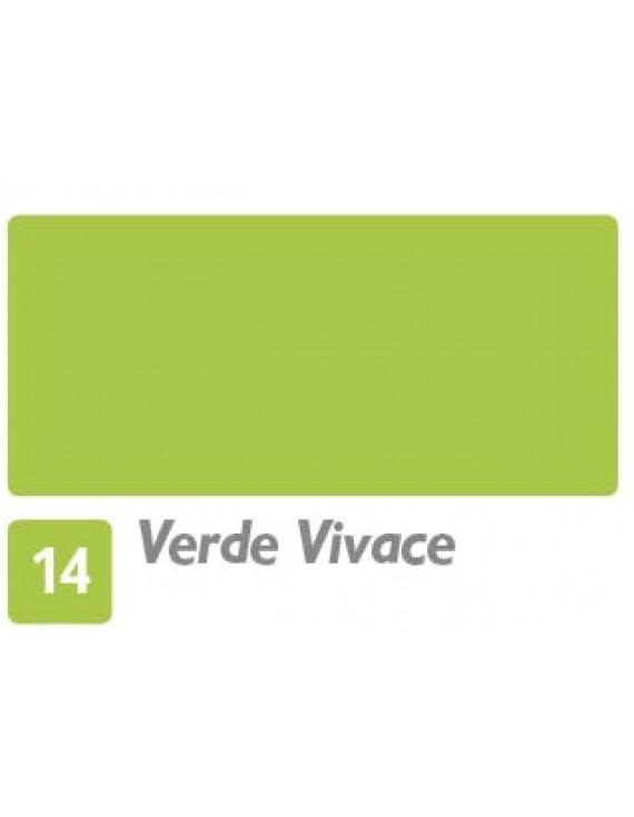COLORE ACRILICO SHABBY NUANCE N.14 VERDE VIVACE 125 ML