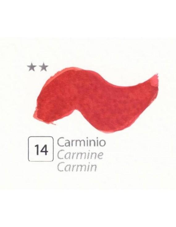 ACQUERELLI  IN GODET 1,5 ML  N.14 CARMINIO