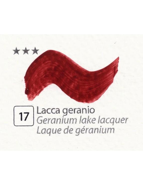 ACQUERELLI  IN GODET 1,5 ML  N.17 LACCA GERANIO