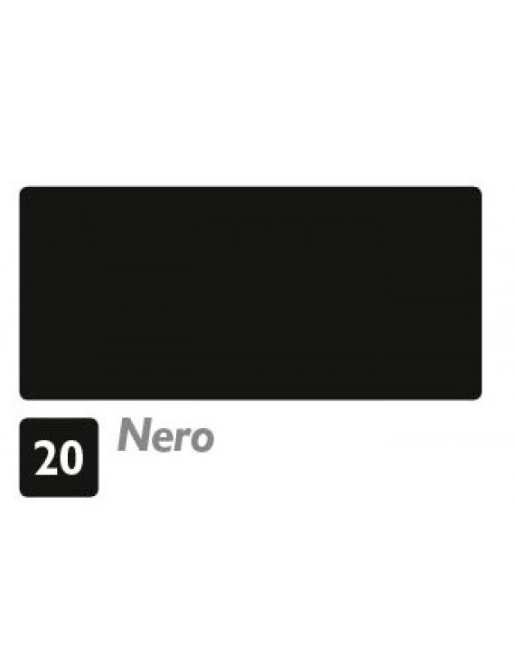 COLORE ACRILICO SHABBY NUANCE N.20  NERO  125 ML