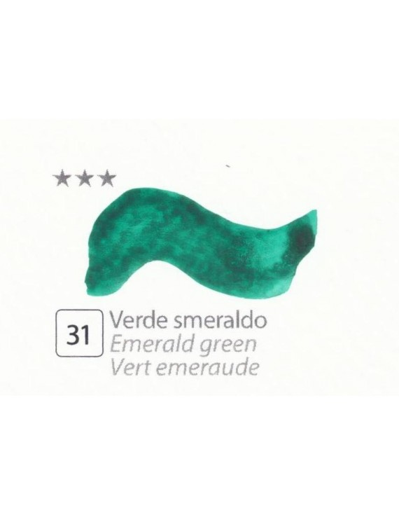 ACQUERELLI  IN GODET 1,5 ML  N.31 VERDE SMERALDO