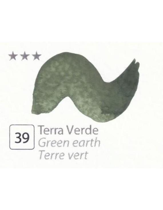 ACQUERELLI  IN GODET 1,5 ML  N.39 TERRA VERDE
