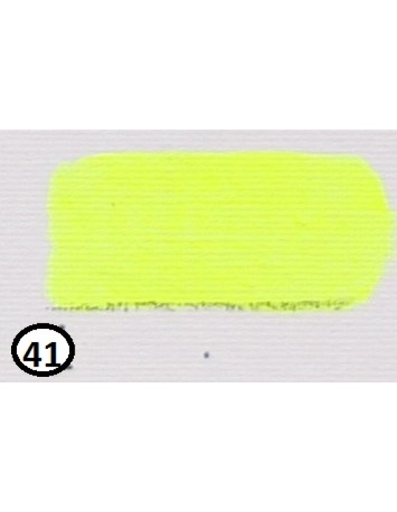 ACRITEX COLORE PER STOFFA FLUORESCENTE/METALLIZZATO N41 LIMONE 50ML