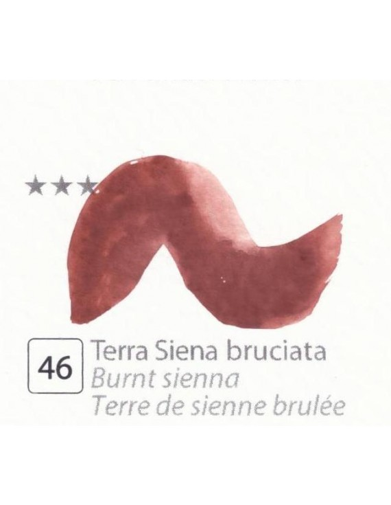 ACQUERELLI  IN GODET 1,5 ML  N.46 TERRA SIENA BRUCIATA