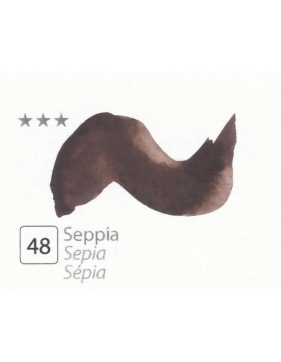 ACQUERELLI  IN GODET 1,5 ML  N.48 SEPPIA
