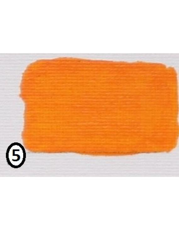 ACRITEX N.5  GIALLO SCURO 50 ML