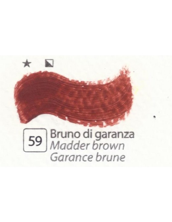 COLORI AD OLIO Serie Accademia N.59 BRUNO DI GARANZA