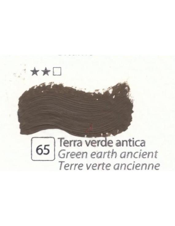 COLORI AD OLIO Serie Accademia N.65 TERRA VERDE ANTICA