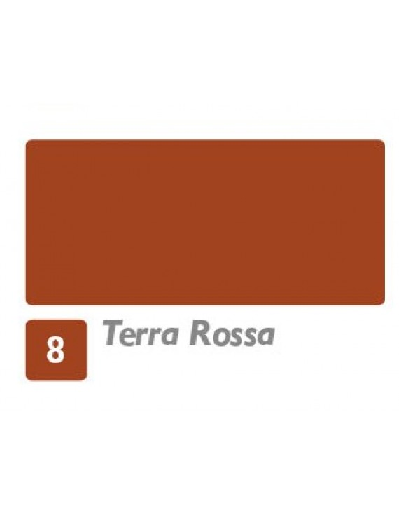 COLORE ACRILICO SHABBY NUANCE N.8 TERRA ROSSA 125 ML