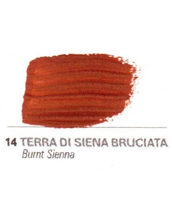 Colori a vernice 35 ml. Terra di siena bruciata
