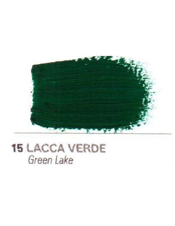 Colori a vernice 35 ml. Lacca verde