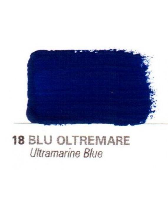 Colori a vernice 35 ml. Blu oltremare