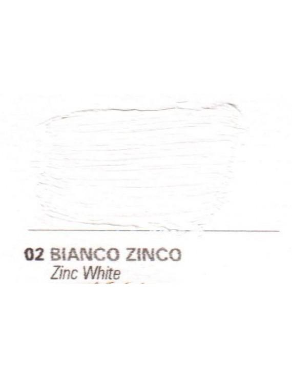 Colori a vernice 35 ml. Bianco zinco