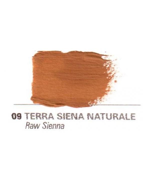 Colori a vernice 35 ml. Terra siena naturale