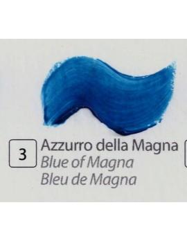 TEMPERA ALL'UOVO  35 ml. AZZURRO DELLA MAGNA