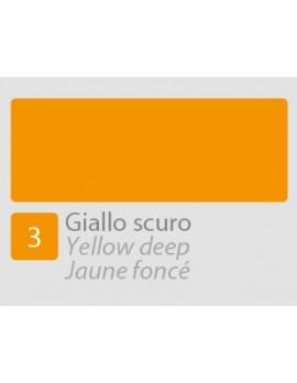 TEMPERA ALLA CASEINA N3 GIALLO SCURO