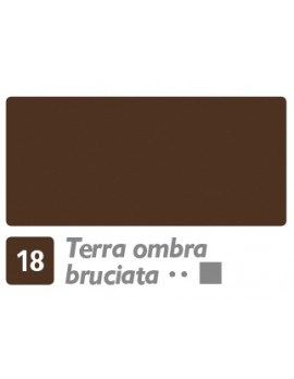 COLORE ACRILICO ART STUDIO N. 18 TERRA OMBRA BRUCIATA 100 ML