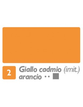 COLORE ACRILICO ART STUDIO N.2 GIALLO CADMIO ARANCIO 100 ML