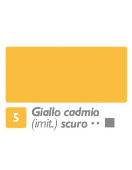 COLORE ACRILICO ART STUDIO N.5 GIALLO CADMIO SCURO 100 ML