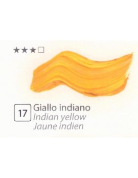 COLORI AD OLIO GOYA 35 ml. GIALLO INDIANO