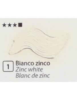 COLORI AD OLIO GOYA 35 ml. BIANCO ZINCO
