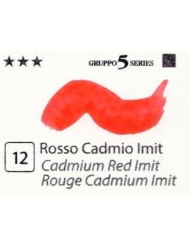 Acquerelli Porto Azzurro ml.20 n.12 Rosso Cadmio imit.