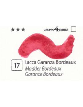 Acquerelli Porto Azzurro ml.20 n.17 Lacca Garanza Bordeaux