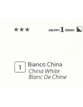 Acquerelli Porto Azzurro ml.20 n.1 Bianco China