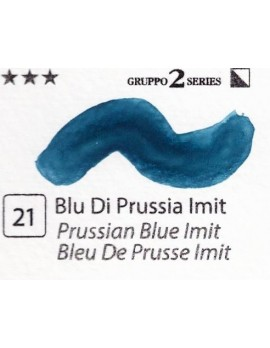 Acquerelli Porto Azzurro ml.20 n.21 Blu di Prussia