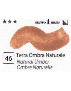 Acquerelli Porto Azzurro ml.20 n.46 Terra Ombra Naturale
