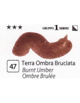 Acquerelli Porto Azzurro ml.20 n.47 Terra Ombra Bruciata