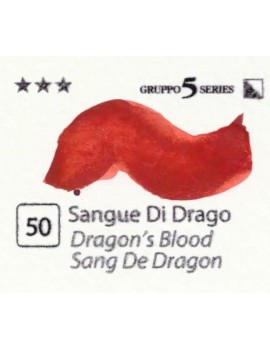 Acquerelli Porto Azzurro ml.20 n.50 Sangue di Drago